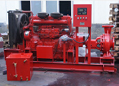 End Suction Pump Used as Firefighting Pump pictures & photos