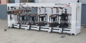 Six Randed Wood Boring Machine/Drilling Woodworking Machine