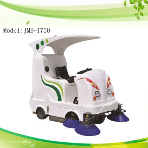 Quiet Driving Cleaning Machine/Road Weeper/Sweeper Machine
