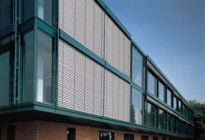 Professional Supplier for Aluminum Exterior Blind Louver with Best Price pictures & photos