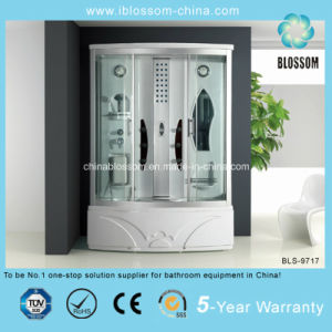Luxury Multifunction Big Steam Shower Room (BLS-9717) pictures & photos