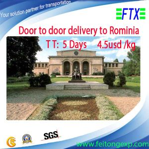 70% Discount DHL Express From China to Romania