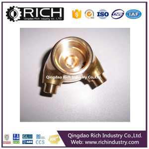 Brass Forging Machining Valve Parts/Forged Steel Fitting/Forging/Machinery Part/Metal Forging Parts/Auto Parts/Steel Forging Part/Compensator/Automobile Part pictures & photos