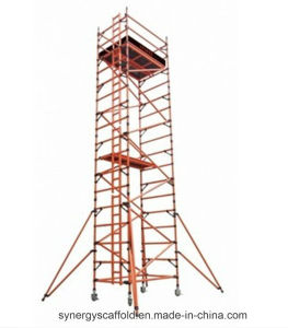 Yangzhou Synergy Scaffold Aluminium Scaffolding Tower
