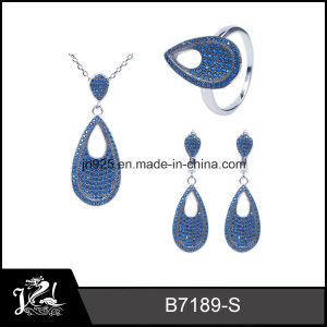 Sapphire Mother Birthday Changeable Jewelry Sets