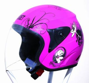 Open Face Helmet (HF-200)