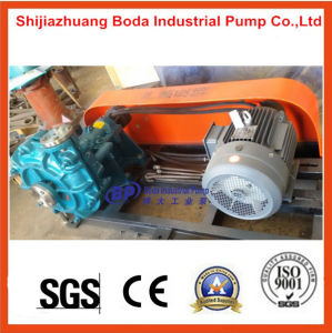 Heavy Duty High Head Horizontal Centrifugal Slurry Pump pictures & photos