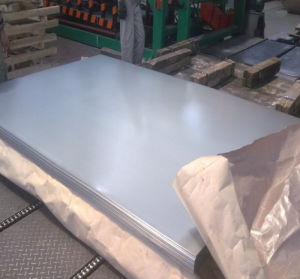 High Quality 2b No. 1 No. 4 Ba Hl Mirror Finished 310S Stainless Steel Plate pictures & photos