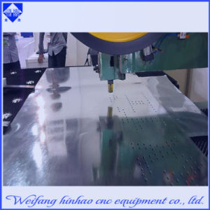 LED Words Hole CNC Puncher Machine with Competitive Price