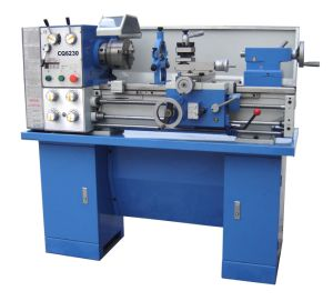 CNC High Precision Speed Lathe Machine pictures & photos
