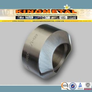 Asme B16.11 High Pressure Forged Carbon Steel Elbow-Outlet pictures & photos
