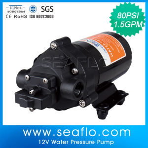 Seaflo 12V 1.8gpm 80psi Electric DC Water Pump pictures & photos