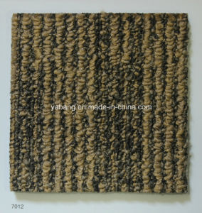 Polypropylene Fiber Hot Sale Machine-Made Carpet Tile