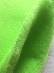 Green Polyester Paint Roller Fabric pictures & photos
