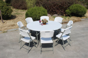 5ft Round Folding Table / Outdoor Furniture/Banquet Table (HP-152YZ)