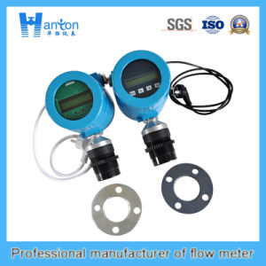 All in One Type Ultrasonic Level Meter Ht-0325 pictures & photos