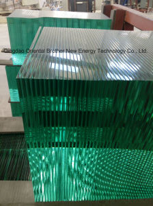 3-8mm Float Glass with Flat Polished Edge