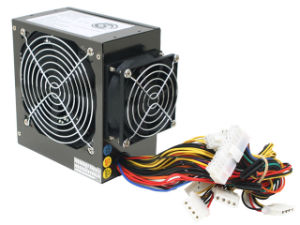 Dual Fan Power Supply (ATX 450) pictures & photos