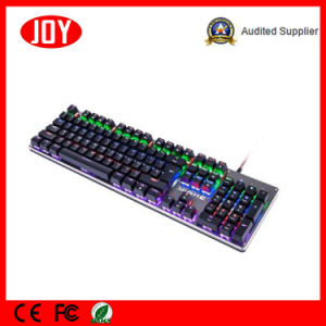 Colorful Breath LED Mechanical USB Wired Gaming Keyboard