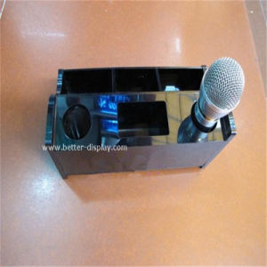 Acrylic Microphone Display Holder pictures & photos