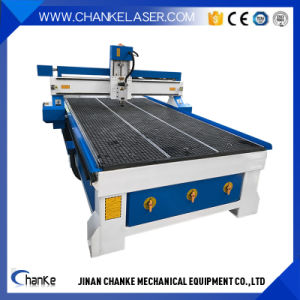 3D Embossment Metal Acrylic Plywood Copper CNC Wood Machinery pictures & photos