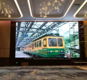 Full Color P6 Indoor LED Digital Display for Shopping Mall, Meeting Room