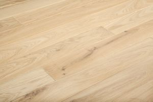Satin Matt Natural White Oak Solid Hardwood Flooring
