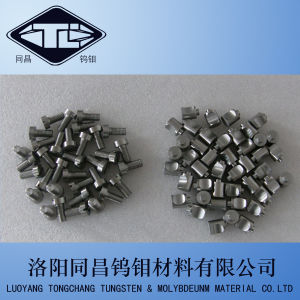 99.95% Molybdenum Thread Nuts M5 pictures & photos