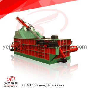 Yd-2000 Aluminum Waste Scrap Metal Baler with ISO (factory) pictures & photos