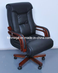 Ergonomic Design High-Back Leather Executive Chair (FOH-9983) pictures & photos