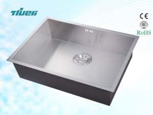 China Cheaper Single Kitchen Sink (TRSF5444P)