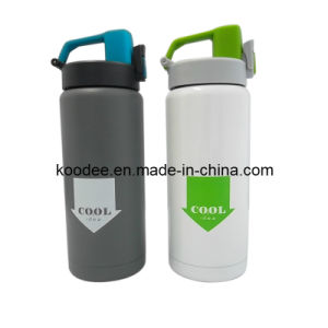 Stainless Steel Double Wall Space Bottle