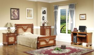 European Style Children Besroom Set Furniture (DZ-8807)