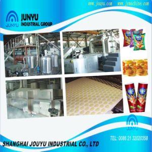 Compound Potato Chips Produciton Line (JY-CP200)