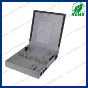 IP65 Indoor 12 Core Metal Distribution Box pictures & photos