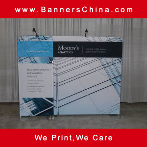 Trade Show Fabric Pop Display pictures & photos