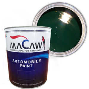 Macaw Series Basecoat 2k Automotive Car Paint with MSDS Report