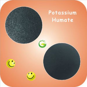 Potassium Humate Soluble Flake/Powder/Granular pictures & photos