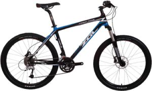 26 Inch 27 Speed Carbon Fibre Mountain Bike (FLAMES60) pictures & photos