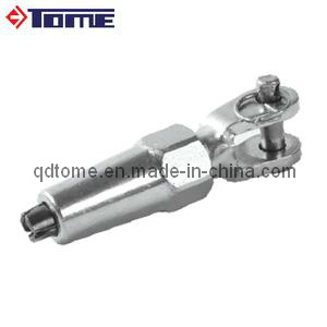 Stainless Steel Welded Fork Swageless Terminal for Wire Rope pictures & photos