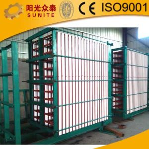 Hydraulic Control Lightweight Wall Panel Machine pictures & photos