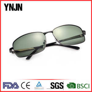 Professional Alloy Sport Cycling Men Designer Sunglasses (YJ-F8485) pictures & photos
