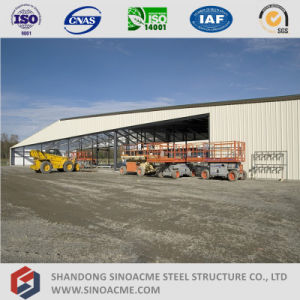 Sinoacme Gable Frame Large Span Aircraft Hangar pictures & photos