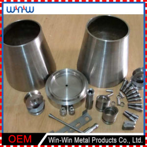 Metal Precision CNC Machining Textile Machinery Spare Parts pictures & photos
