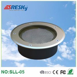 IP68 Solar Underground Light Solar Garden Pool Decorate Lighting for Sale
