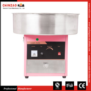 52cm Table Top Comemrcial Electric Cotton Candy Floss Machine pictures & photos