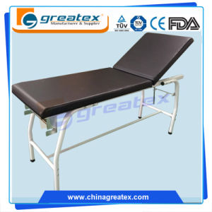 Back Adjustable Hospital Examination Bed