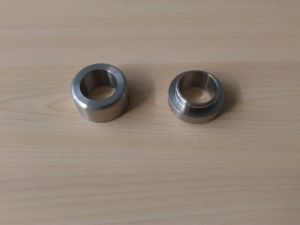 Precision CNC Machining Turning Stainless Steel Parts pictures & photos