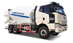 9m3 Concrete Mixer Truck /Concrete Mixing pictures & photos