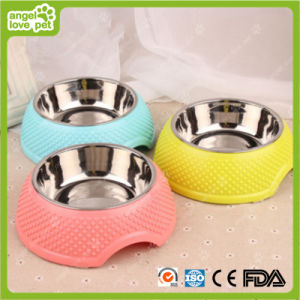 Stainless Dog Bowl Pet Supplies pictures & photos